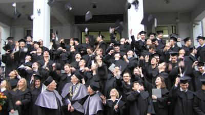 Absolwenci WFAiIS 2008
