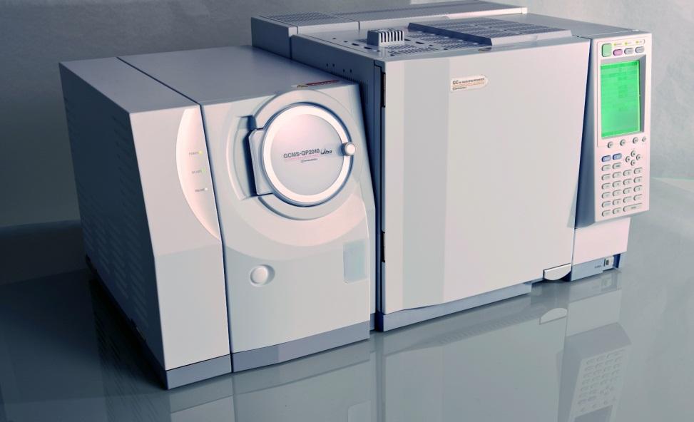 Rys. 2. instrument GCMS-QP2010 Ultra Shimadzu
